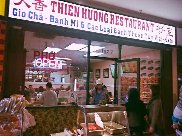 Thien Houng Restaurant, Los Angeles