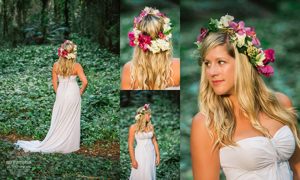 Flower Crown Photoshoot