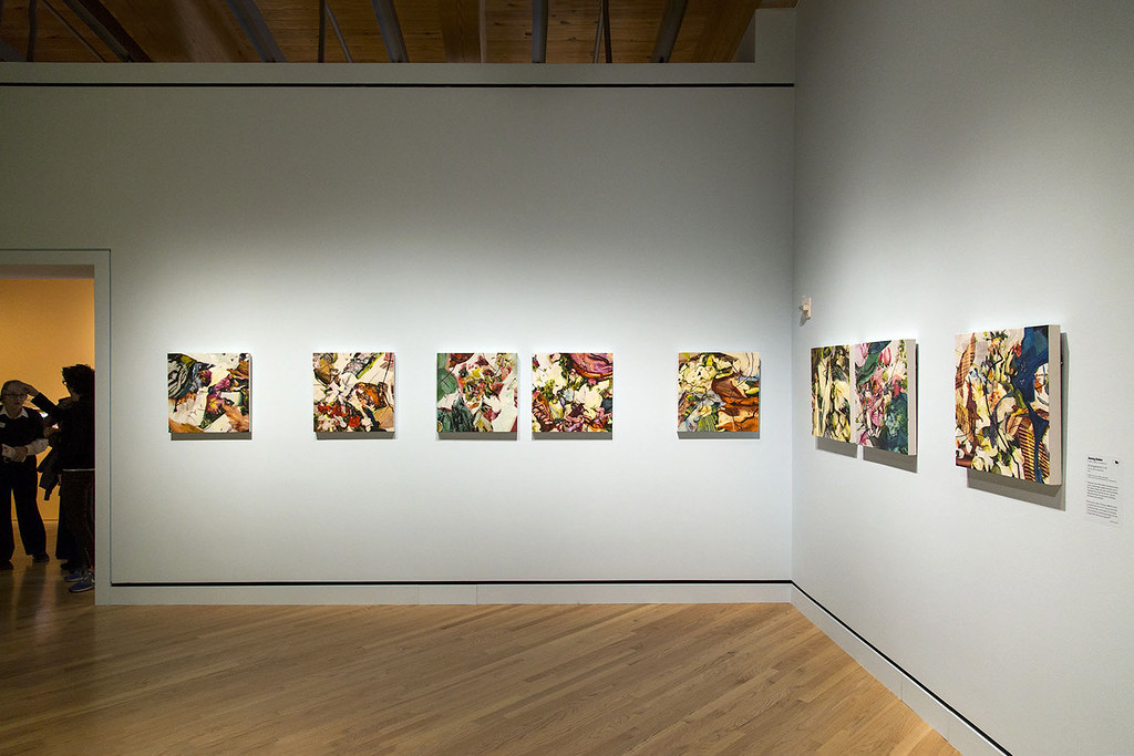 State of the Art installation shot. Crystal Bridges Museum of American Art, Bentonville, AR 2014
