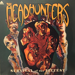 THE HEADHUNTERS:SURVIVAL OF THE FITTEST(JACKET A)