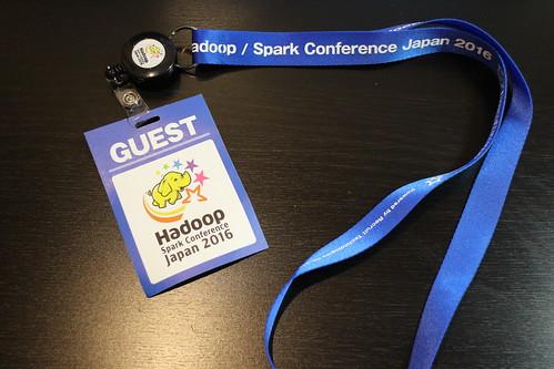 Hadoop & Spark Conference 2016