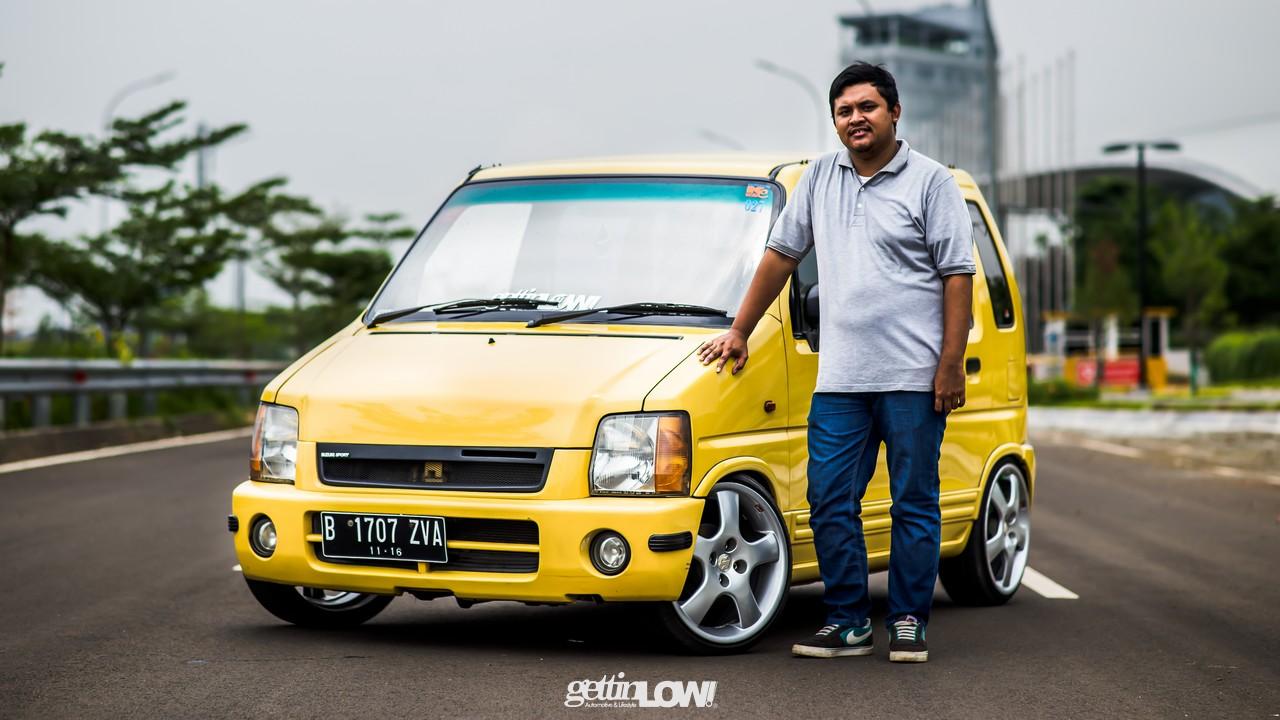 Suzuki Karimun Yellow