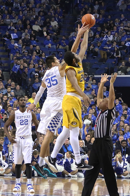 UKMBB vs. Missouri