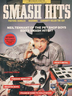 Smash Hits, February 25, 1987 – p.01