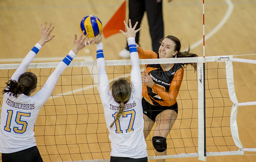 Little Things Cost WolfPack Women In Canada West Volleyball.
