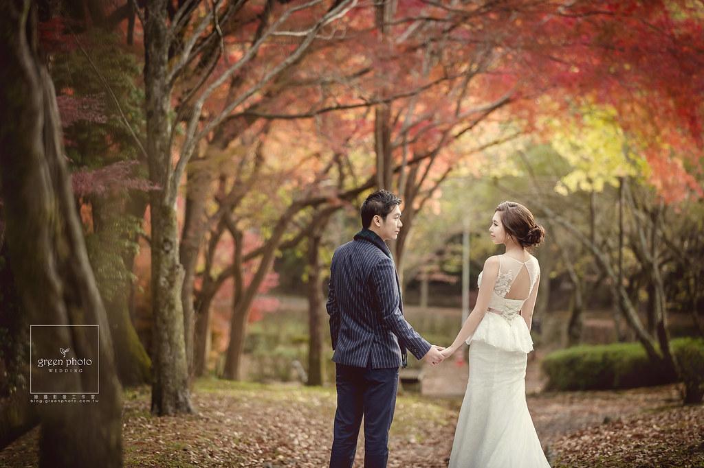 日本,京都,武少,綠攝影像,海外婚紗,自助婚紗,mike,Megan,
