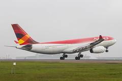 Avianca   Airbus A330-200 @ GRU