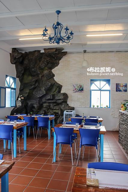 【埔里美食餐廳推薦】萌!走進童話小屋~希臘風埔里美食餐廳@可妮小屋餐廳