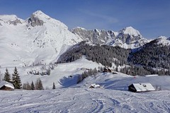 Tajné tipy Alp: Werfenweng - kouzelník v cestě do Ski amadé
