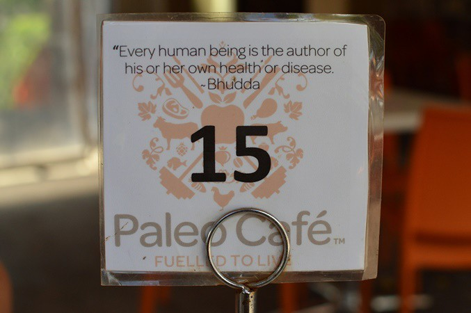 Paleo Cafe Burleigh Heads