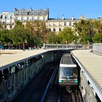 Paris : Métro Bastille   2/2
