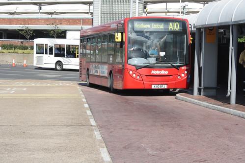 Metroline DE1801 YX10BFJ