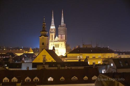 【写真】東欧周遊 : 失恋博物館周辺