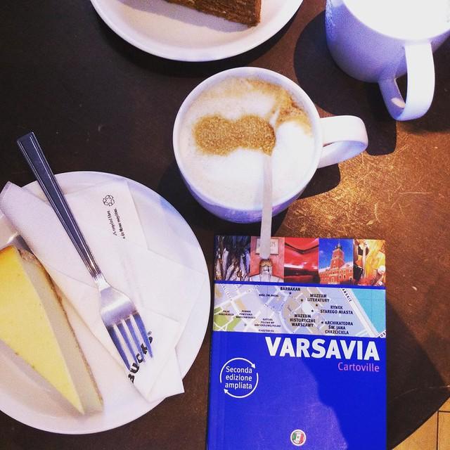 Breakfast in Warsaw #warsaw #breakfast #breakfastpic #onetaneverstops