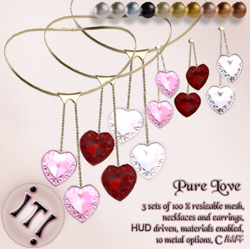 !IT! -  Pure Love Image