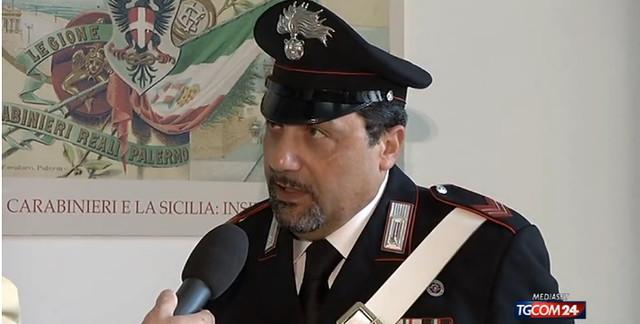 cosimo giuliani carabinieri