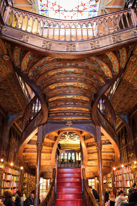 The Most Beautiful Book Shop