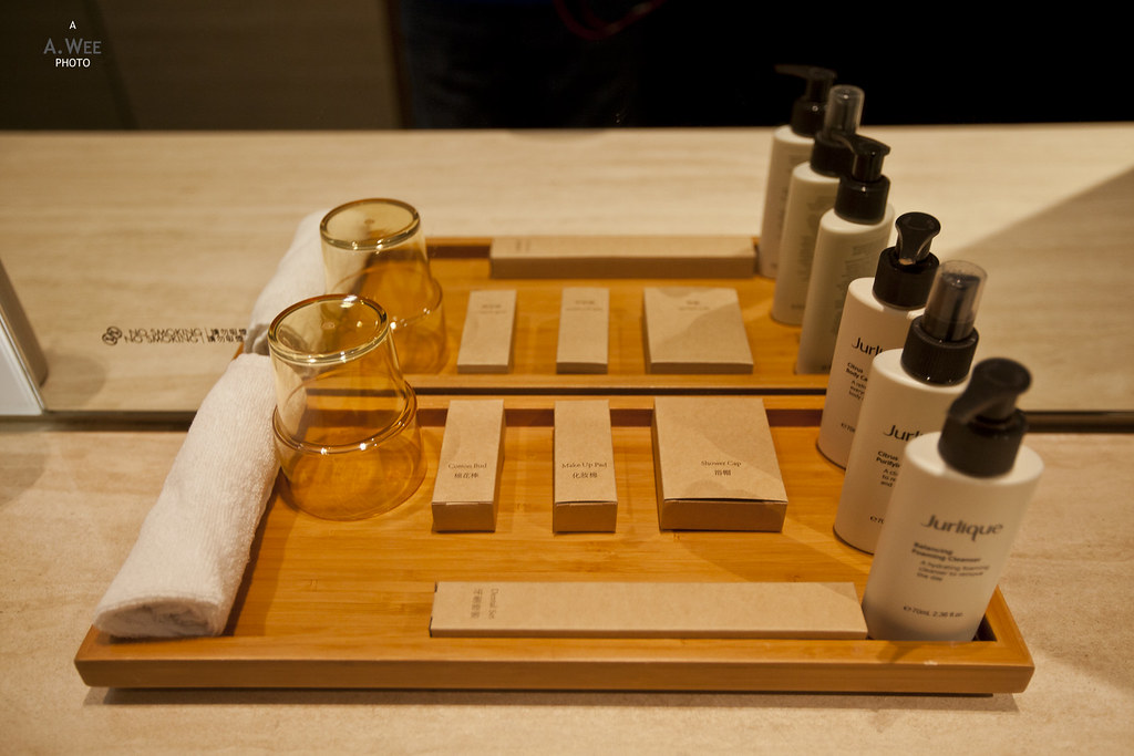 Jurlique amenities