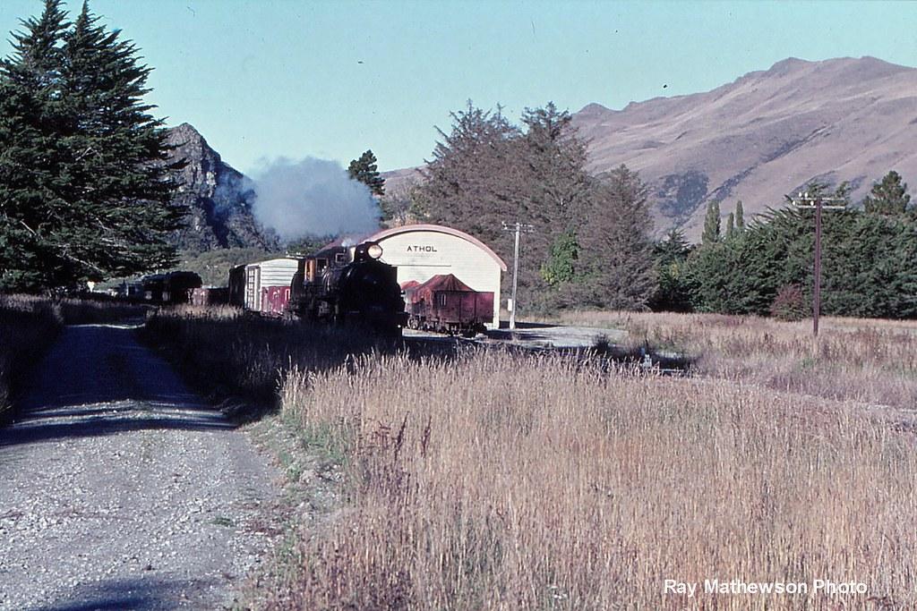 Athol April 1974
