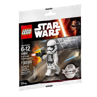 Polybag First Order Stormtrooper exclusif LEGO 30602 LEGO Star Wars May the 4th