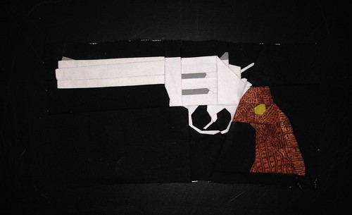 The Walking Dead-Rick's Colt Python