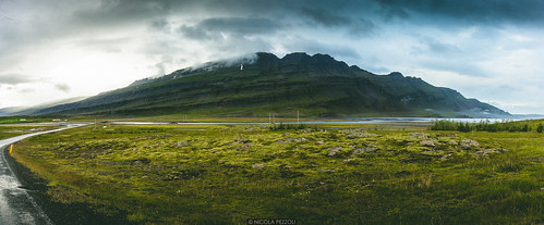 ocean road trip travel sunset sea summer sky mountain nature grass rock clouds landscape iceland cloudy panoramic fjords ísland icelandic hringvegur