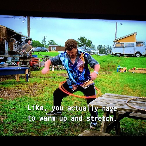 Ahhh, season 10 of #trailerparkboys on Netflix. 💚