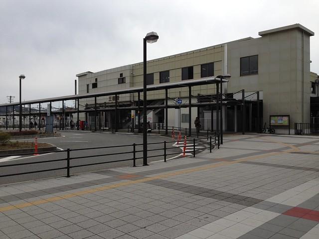 三田駅北口