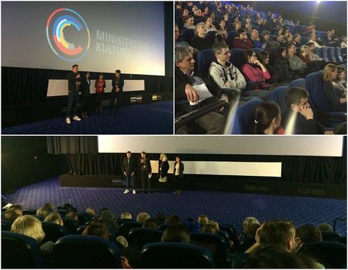Festival Internacional de Cine Febiofest Praga 2016