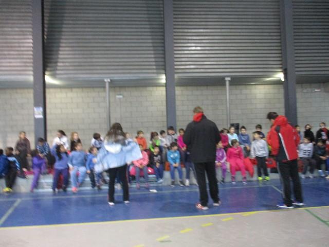 Encuentros Deportivos 3º - MARZO 2016