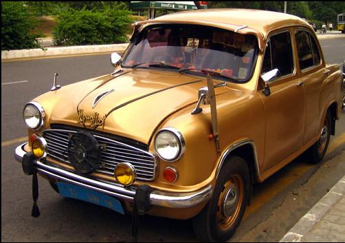 Ambassador Car, Top Gear Best Taxi, Unique, Hindustan Motors