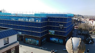 New apartments above Horsham's Argos