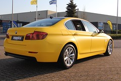 Carwrap BMW 5 Series