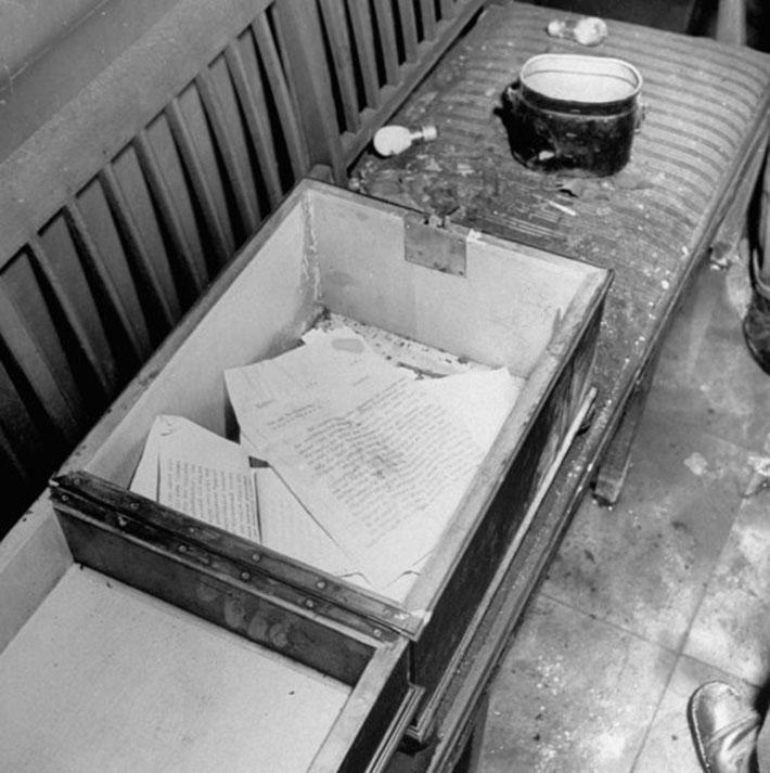 獨裁者之葬身地 希特勒的地下室16