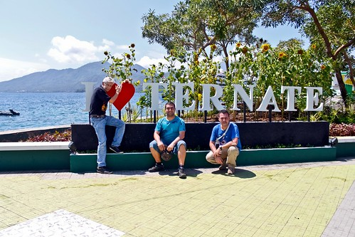 We love Ternate