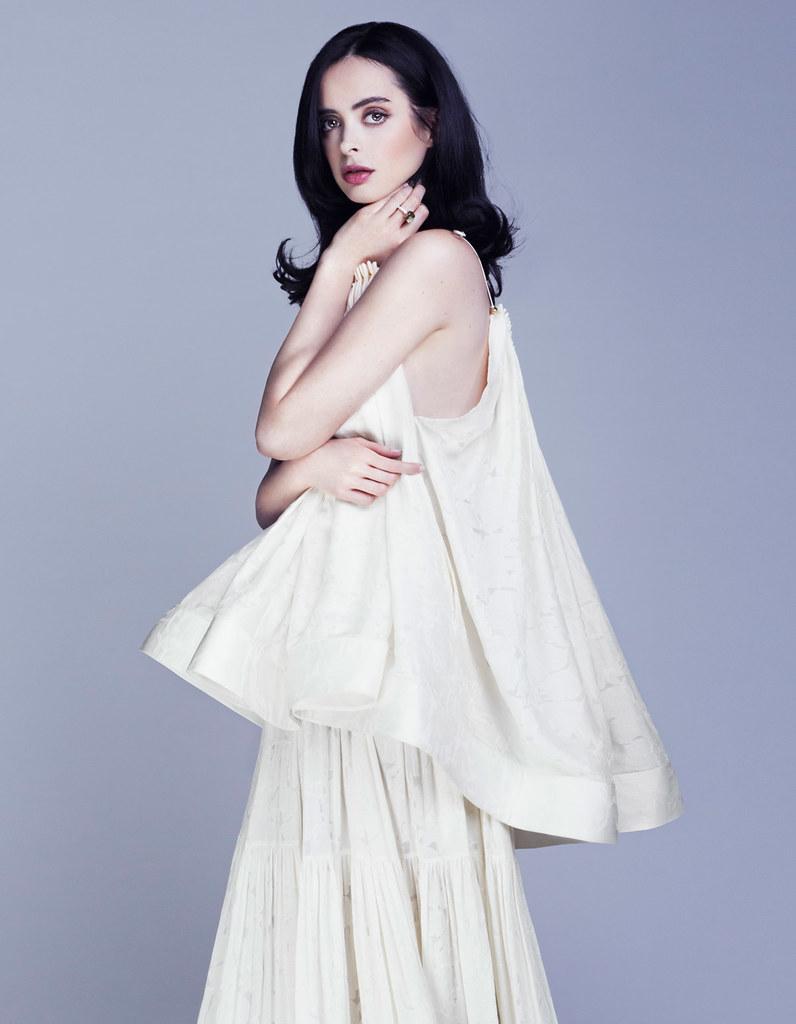 Кристен Риттер — Фотосессия для «Glamour» MX 2016 – 4