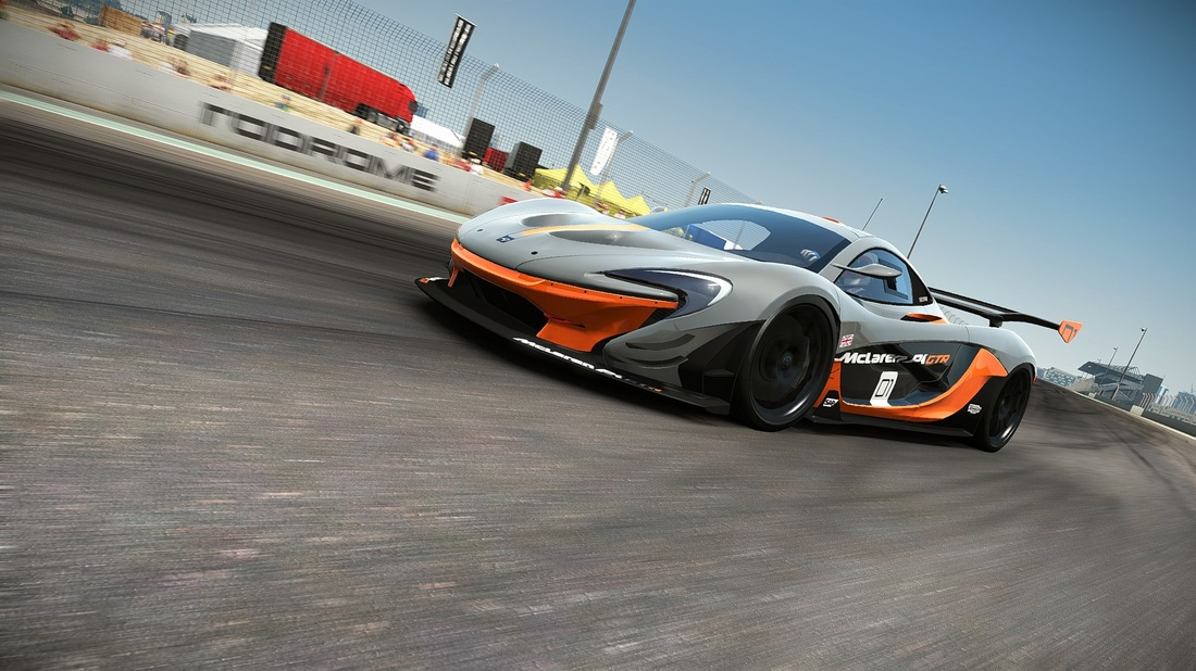 Bsimracing - Project cars mclaren p1 ...