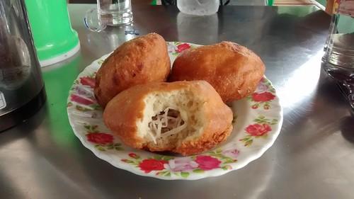 Delicious coconut buns!