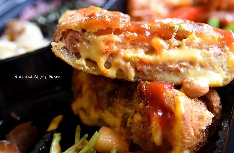 素食便當本東蔬食便當餐盒17