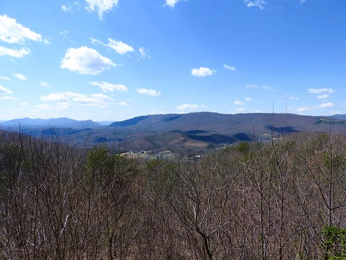 Alleghany Highlands View