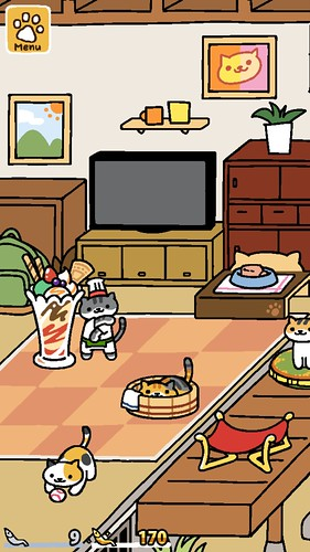 More Neko Atsume