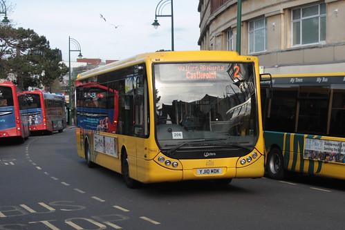 Yellow Buses TM103 YJ10MDK