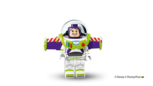LEGO Collectible Minifigures 71012 - Disney - Buzz Lightyear