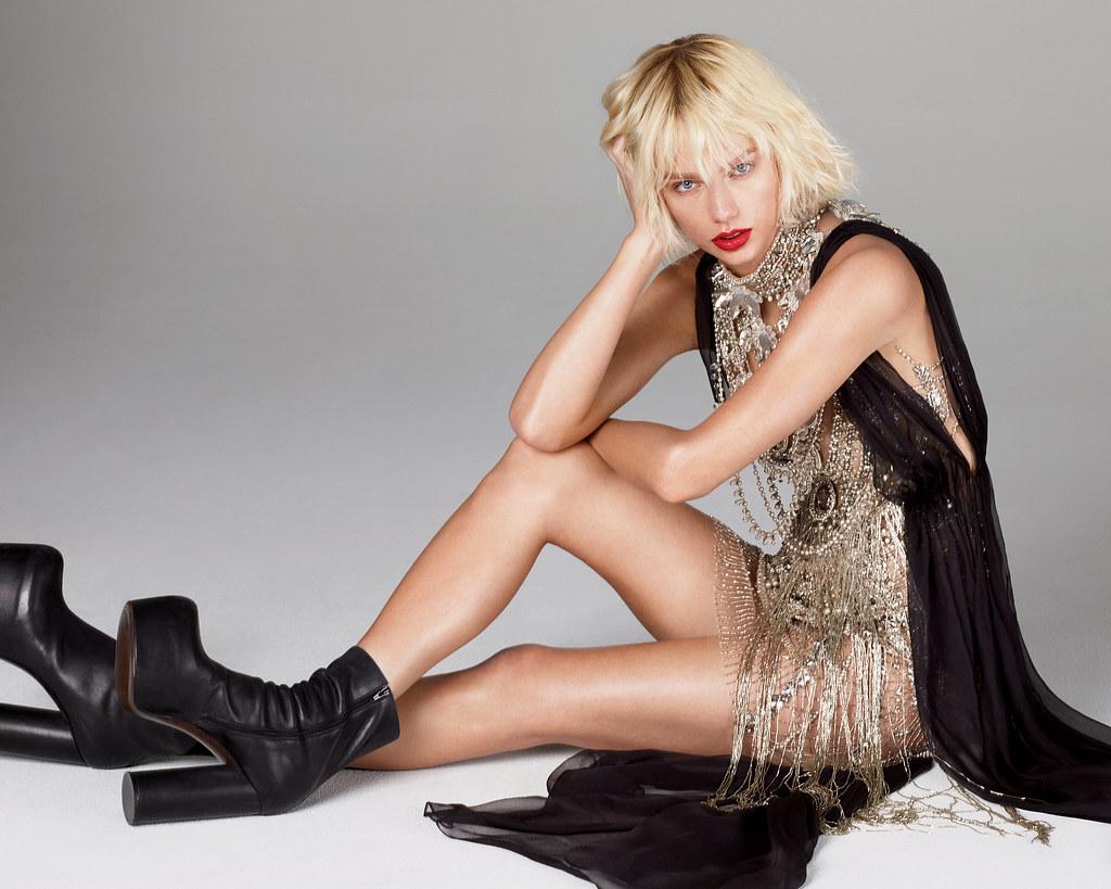 Тейлор Свифт — Фотосессия для «Vogue» 2016 – 3