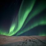 Aurora Borealis - Kuujjuaq - Ungava Bay