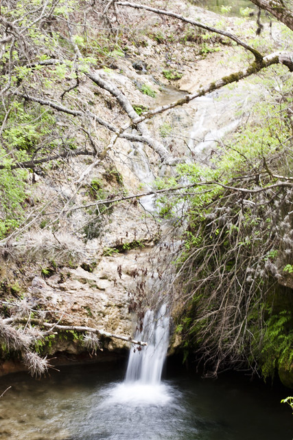 Bee Creek Falls