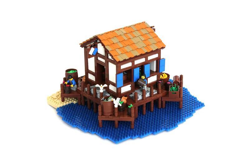 AoE II: Dock