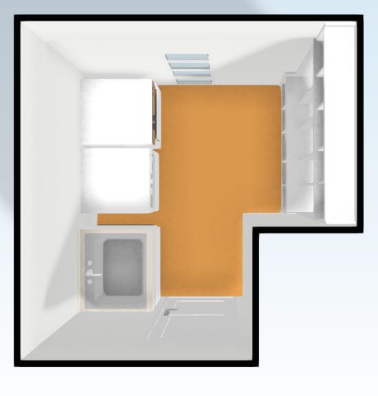 Hi Sugarplum | Utility Room