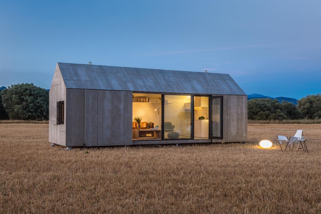 Minimalistyczny dom 9