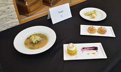 12th Annual Iron Student Chef Competition
